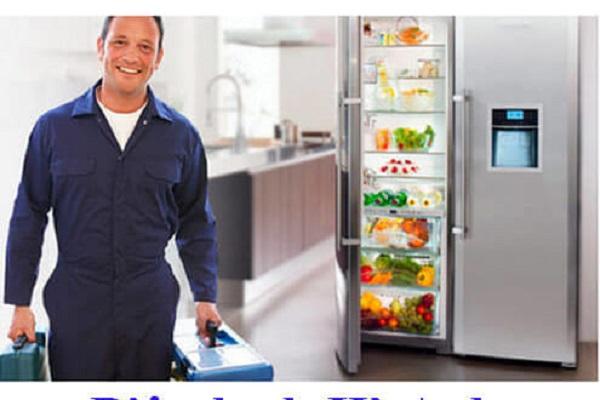 sửa đèn tủ lạnh nhấp nháy