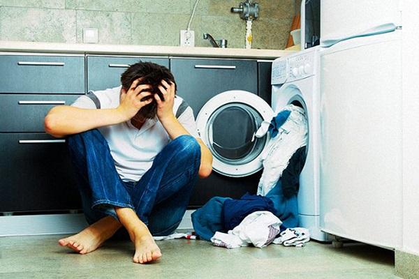 lồng máy giặt toshiba không quay