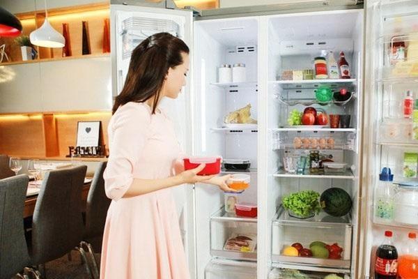 tủ lạnh sharp không chạy